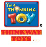 Resultado de imagen de thinkway toys logo